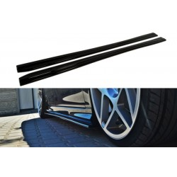 SIDESKIRT SPLITTERS SKODA SUPERB 15-
