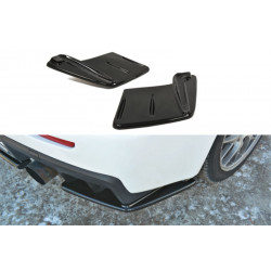 REAR BUMPER CORNERS MINI COOPER 06-09 JCW