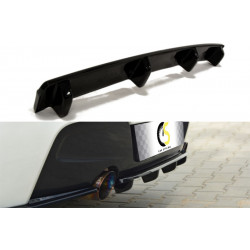REAR DIFFUSER BMW 1 F20/F21 M-POWER 11-15