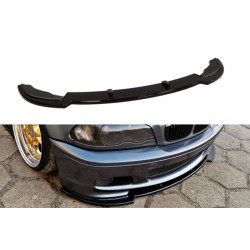 FRONT SPLITTER BMW 3 99-03 MPACK COUPE
