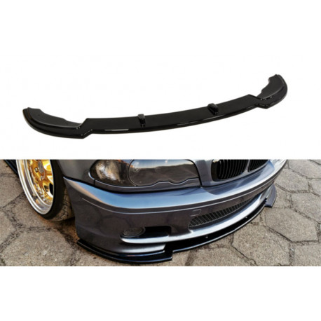 FRONT SPLITTER BMW 3 01-05 SEDAN