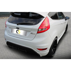 REAR SKIRT OPEL CORSA 06-14