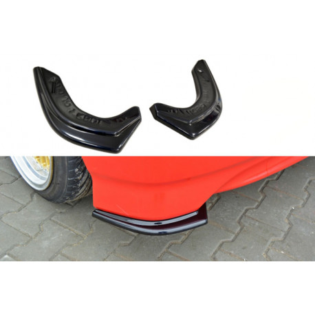 REAR BUMPER CORNERS HONDA JAZZ 02-08