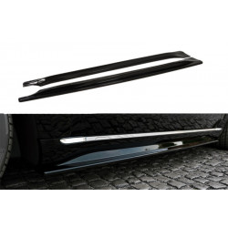 SIDESKIRT SPLITTERS JEEP GRAND CHEROKEE 14- SUMMIT