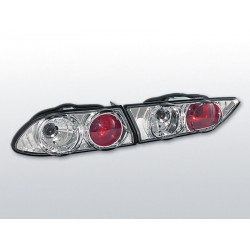 TAILIGHTS LEXUS CHROME ALFA ROMEO 156 97-03
