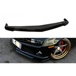 FRONT SPLITTER CHEVROLET CAMARO SS 09-13 EUROPEAN VERSION