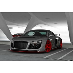 FULL BODY KIT AUDI R8 07-15