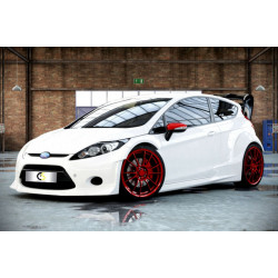 ΠΛΗΡΕΣ BODY KIT FORD FIESTA 08-13