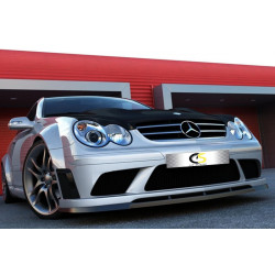 FULL BODY KIT MERCEDES CLK 02-09