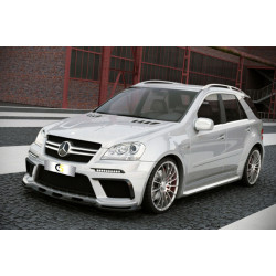 FULL BODY KIT MERCEDES ML 05-08