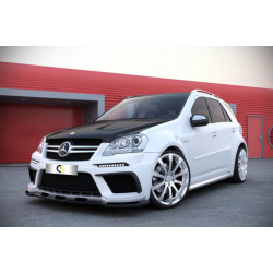 FULL BODY KIT MERCEDES ML 08-11