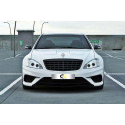 FULL BODY KIT MERCEDES S CLASS 05-09