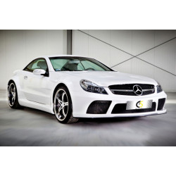 FULL BODY KIT MERCEDES SL 01-11