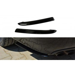 REAR BUMPER CORNERS AUDI A4 08-11