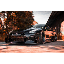 FULL BODY KIT NISSAN GT-R 07-