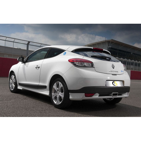 REAR SKIRT RENAULT MEGANE 08-12 COUPE - CarStyling