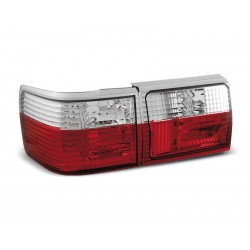 TAILIGHTS RED/WHITE AUDI 80