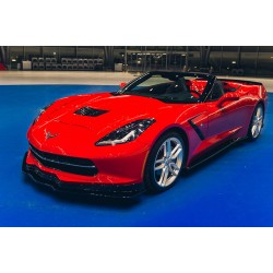 FRONT SPLITTER CHEVROLET CORVETTE 14-
