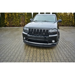 FRONT SPLITTER JEEP GRAND CHEROKEE 05-10 SRT8