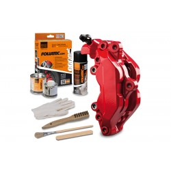 "BRAKE CALIPER LACQUER SET ""RACING ROSSO"""