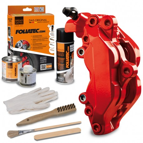 "BRAKE CALIPER LACQUER SET ""PERFORMANCE RED GLOSSY"""