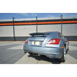 REAR BUMPER CORNERS CHRYSLER CROSSFIRE