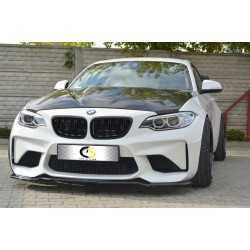 FRONT SPLITTER BMW M2 COUPE 15-