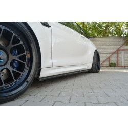 SIDESKIRT SPLITTERS BMW M2 COUPE 15-