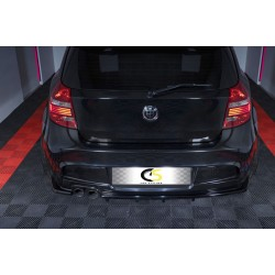 REAR DIFFUSER BMW 1 COUPE 08-13