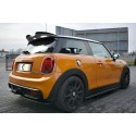 WING EXTENSION MINI COOPER S 14-17