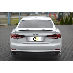 WING EXTENSION AUDI A5 SPORTBACK 16- S-LINE