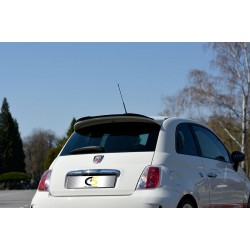 WING EXTENSION FIAT 500 ABARTH