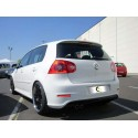 REAR SKIRT VW GOLF V