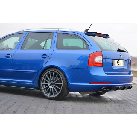 WING EXTENSION SKODA OCTAVIA 08-13 RS