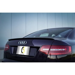 WING EXTENSION AUDI A6 08-11 S-LINE