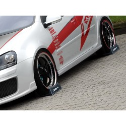 SIDESKIRTS VW GOLF V