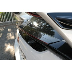 WING EXTENSION HONDA CIVIC 17- TYPE-R