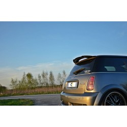 WING EXTENSION MINI COOPER S JCW 03-06
