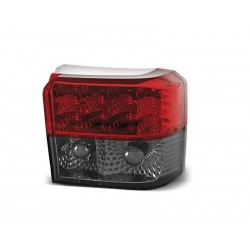 LED TAILIGHTS RED/SMOKE VW TRANSPORTER T4 90-03