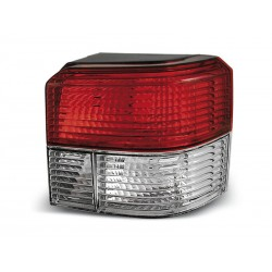 TAILIGHTS RED/WHITE VW TRANSPORTER T4 90-03