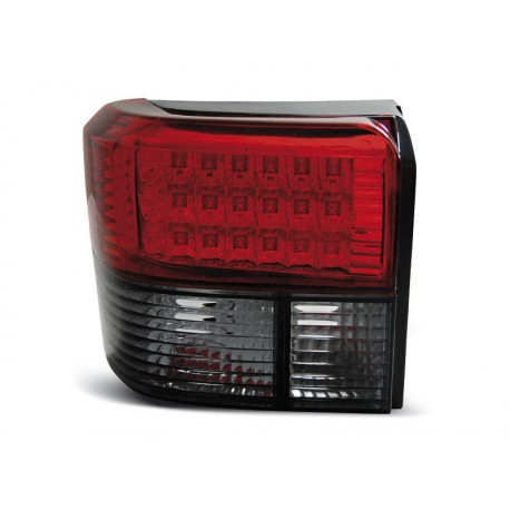 LED TAILIGHTS RED/SMOKE VW TRASNPORTER T4 90-03