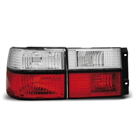 TAILIGHTS RED/WHITE VW VENTO 92-99
