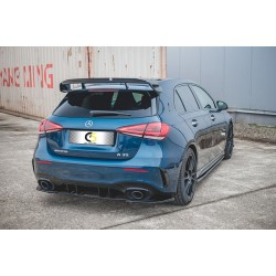 SPOILER SIDE EXTENSIONS MERCEDES A35 AMG 18-