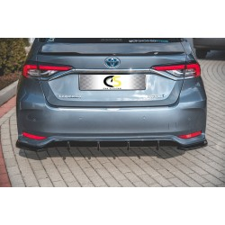 REAR BUMPER CORNERS TOYOTA COROLLA 19- SEDAN