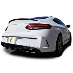 WING CARBON MERCEDES C CLASS COUPE 15-