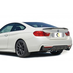 WING CARBON BMW M4 COUPE 13-