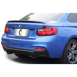 WING CARBON BMW 2 COUPE F22 14-