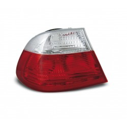 TAILIGHTS RED/WHITE BMW 98-03 COUPE