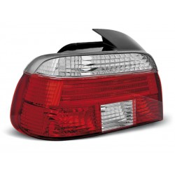 TAILIGHTS RED/WHITE BMW 5 96-00