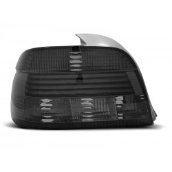 LED TAILIGHTS SMOKE BMW 5 00-03